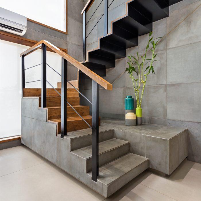 Escalera diseño Hoyo de Manzanares