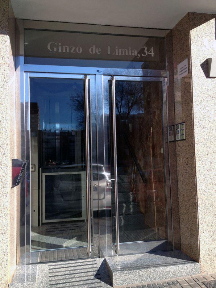 Puertas Comunidades Ginzo de Lima