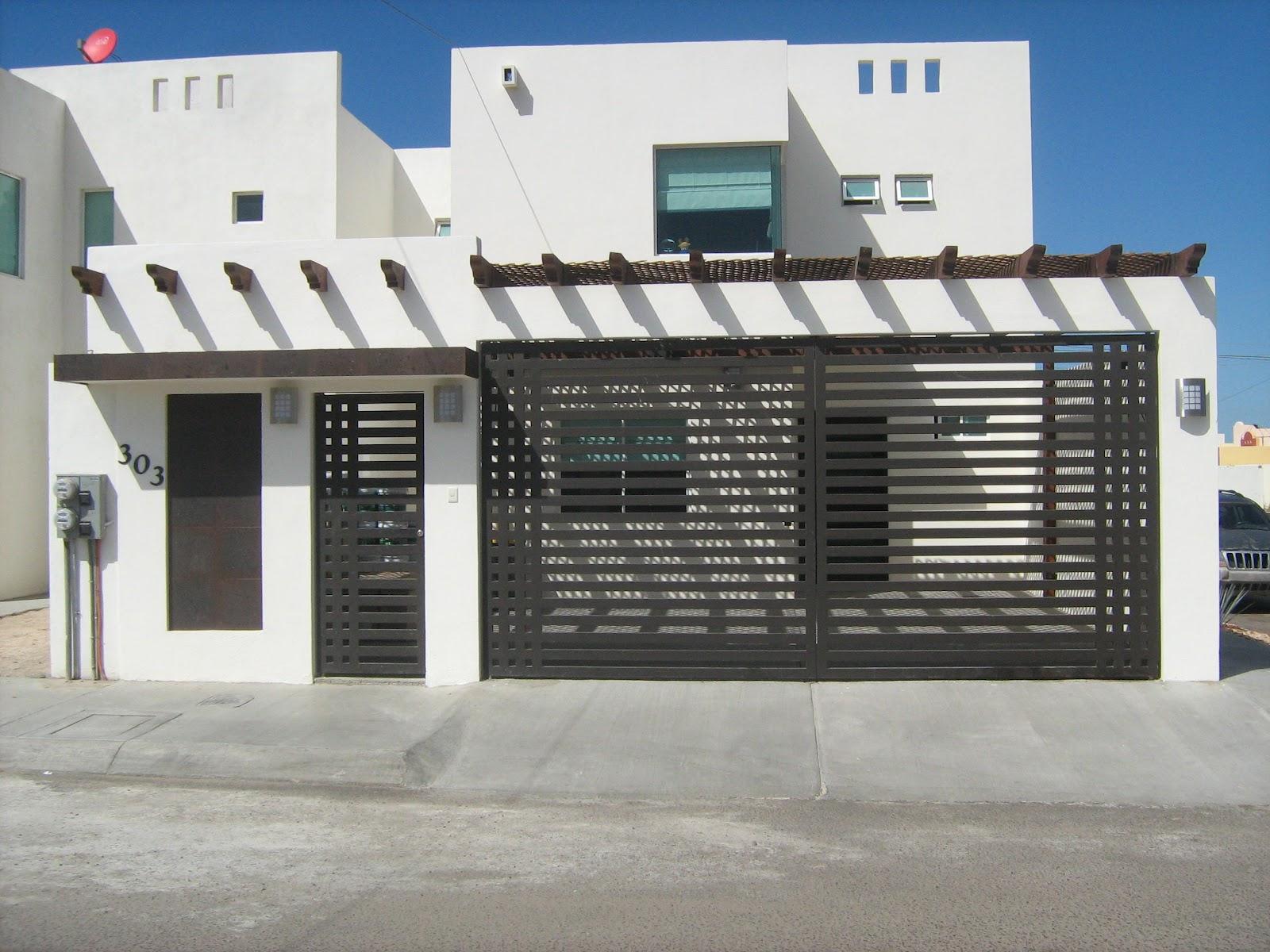 Puertas Residenciales Urb. Montegolf