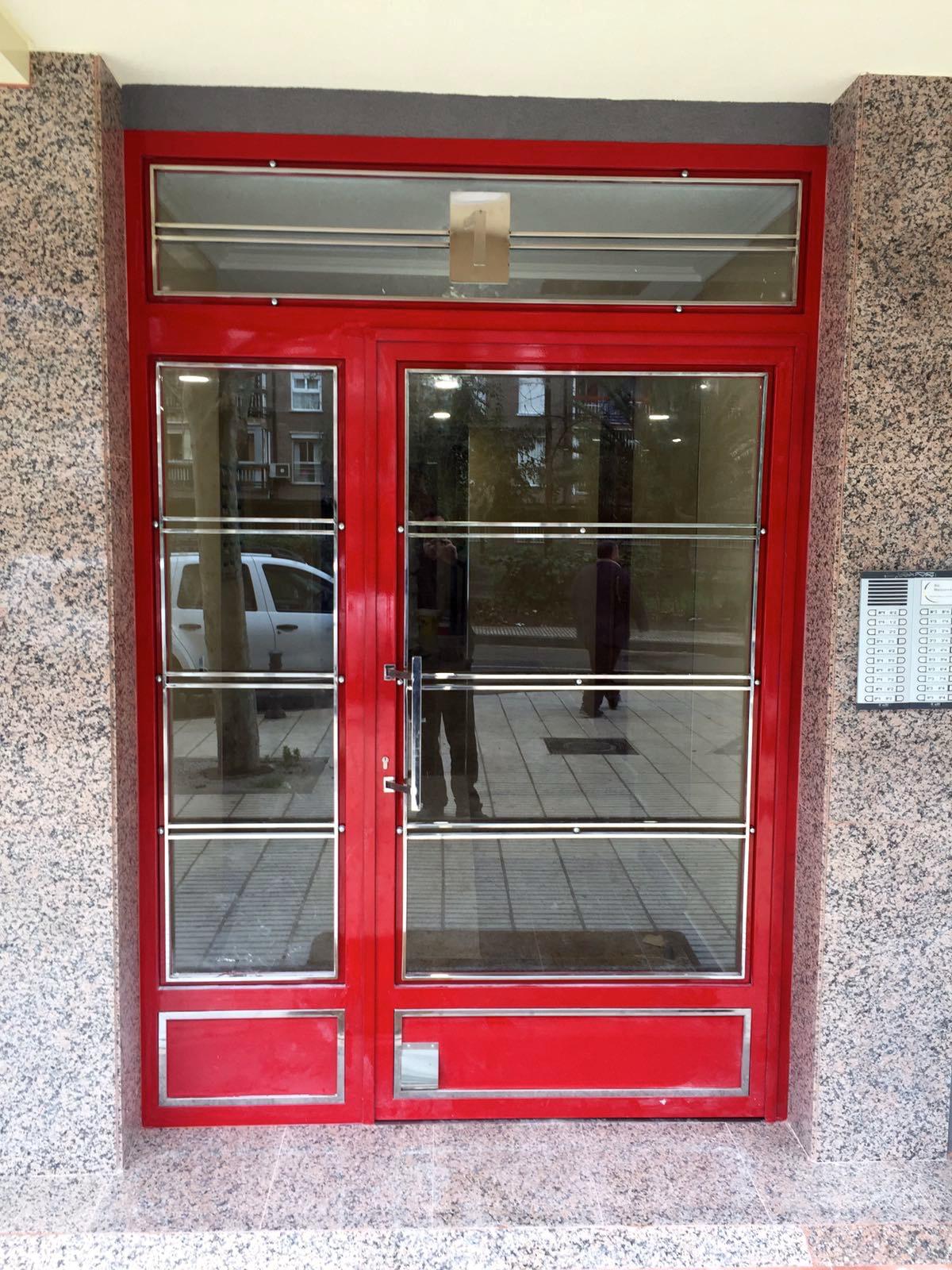 Puertas Comunidades Tendencias Rio Manzanares