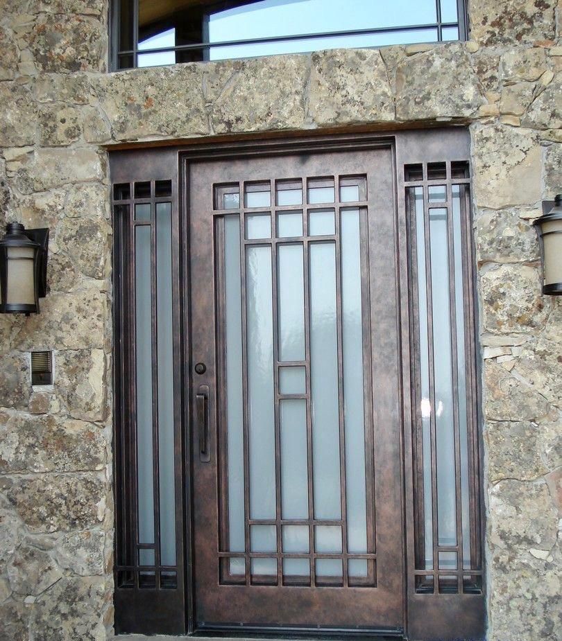 Puertas Residenciales Vintage Conquistadores