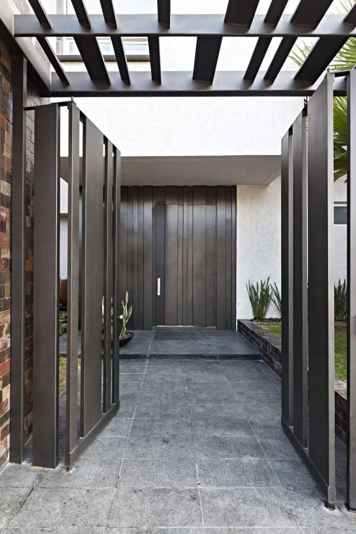 Puertas Residenciales Tendecias Mar Cantabrico 3
